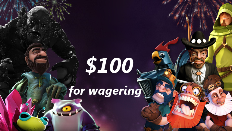 BETAT Wager Safari Bonus Offer