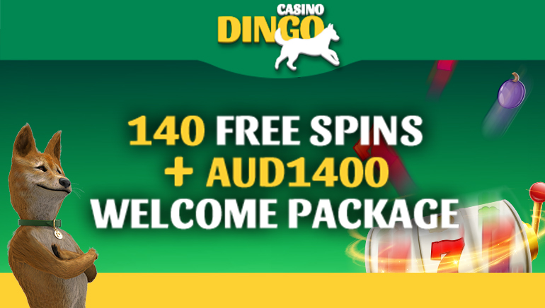 New Casino Dingo Players Enjoy Juicy Welcome Package