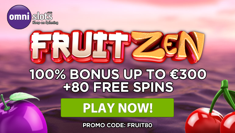 Grab 80 Exclusive Free Spins at Omni Slots