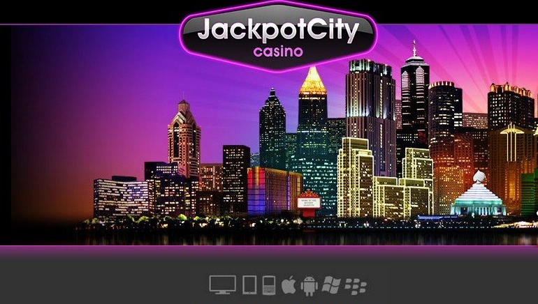 JackpotCity Mobile Casino on the Go