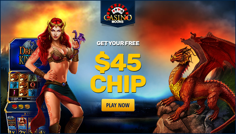 Online Casino Reports & Casino Moons Team Up with Generous Offer