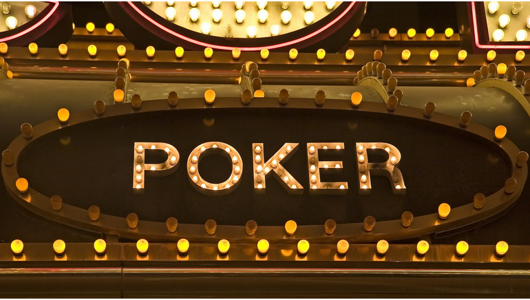 Aussie Poker Star Search on HD