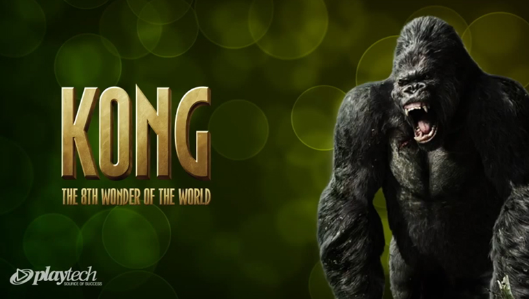 Kong Goes Down Under