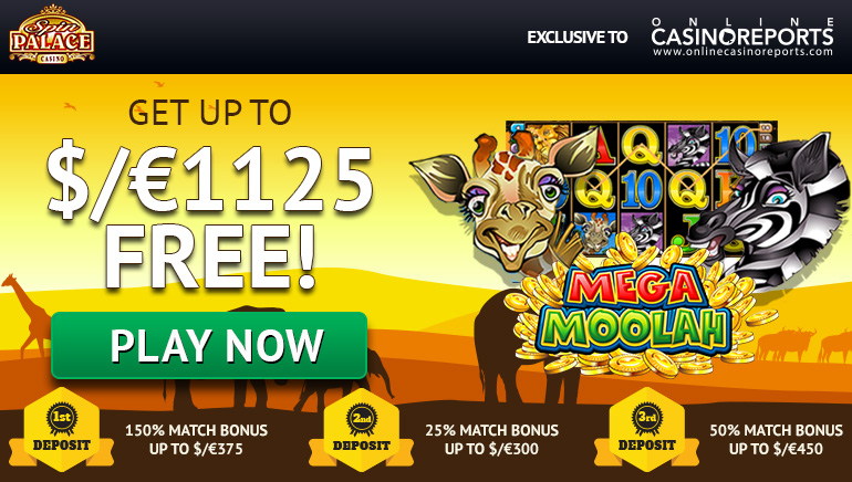 Online Casino Reports Players at Spin Palace Casino Should Look up This Amazing Offer