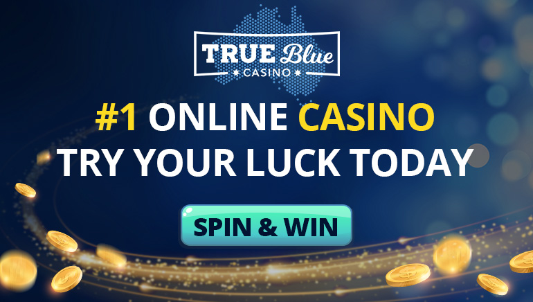 True Blue Casino's 230% Welcome Bonus and Other Deals