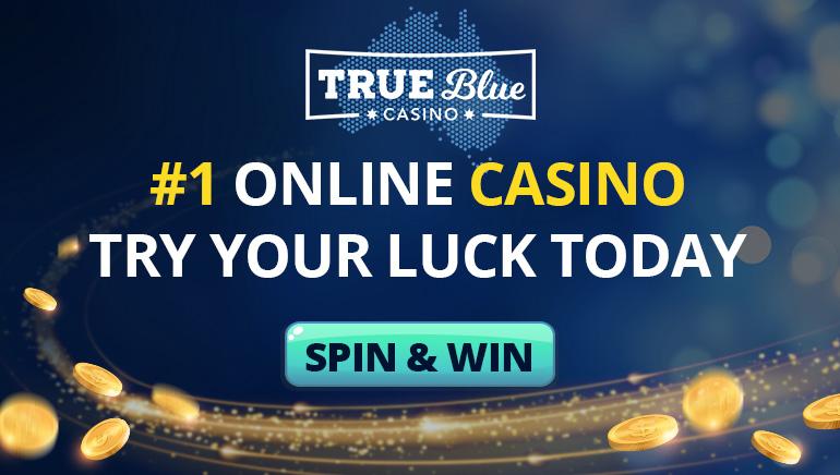 True Blue Casino's 230% Welcome Bonus and Other Deals
