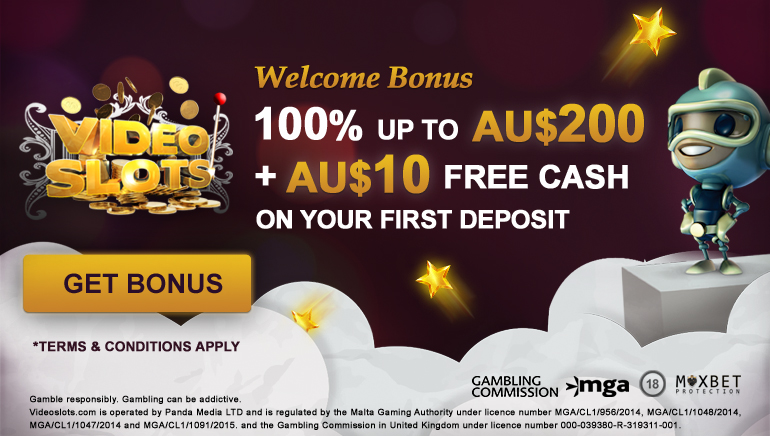 Stunning Collection Of Slot Games And More At Video Slots Casino